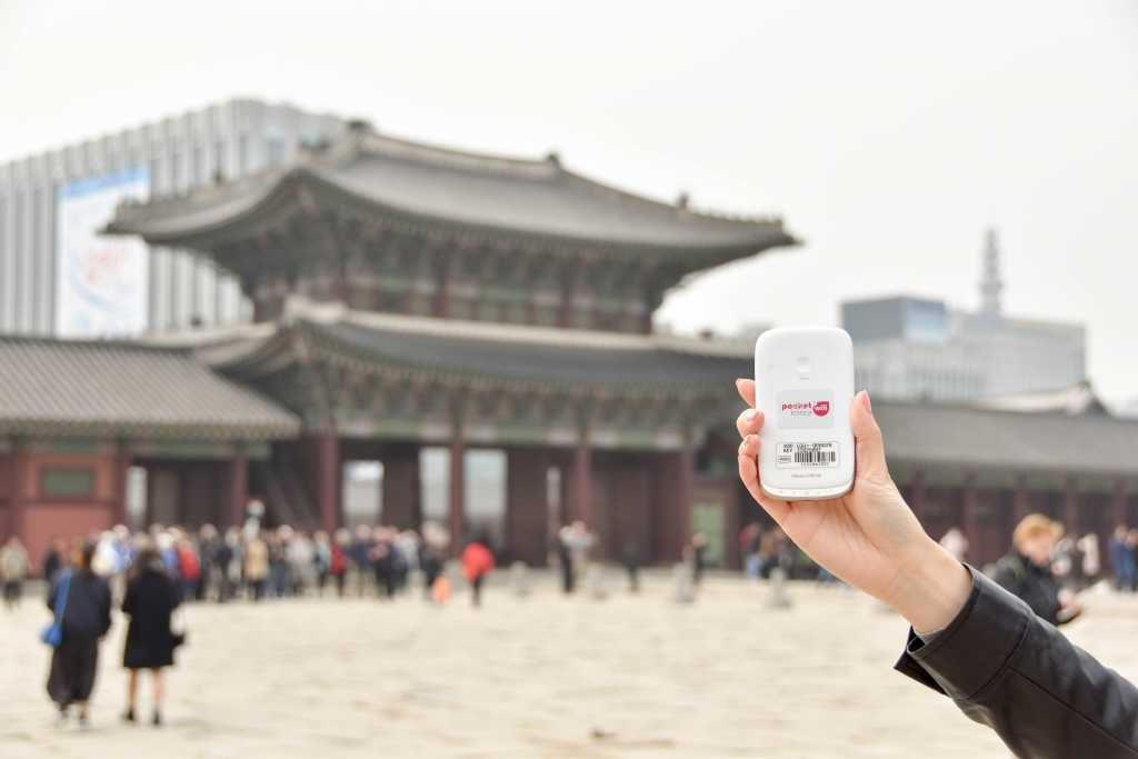 Pocket Wifi Korea