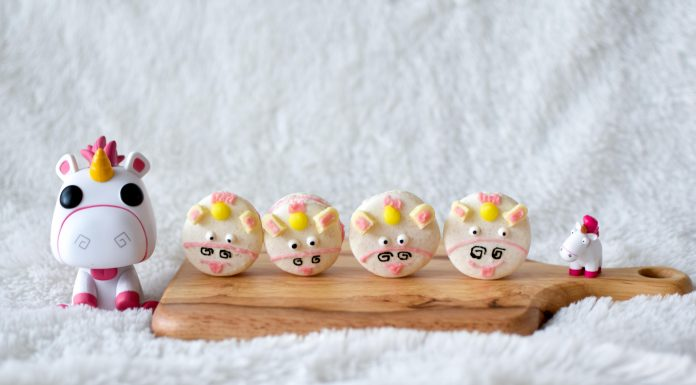 Fluffy Macarons