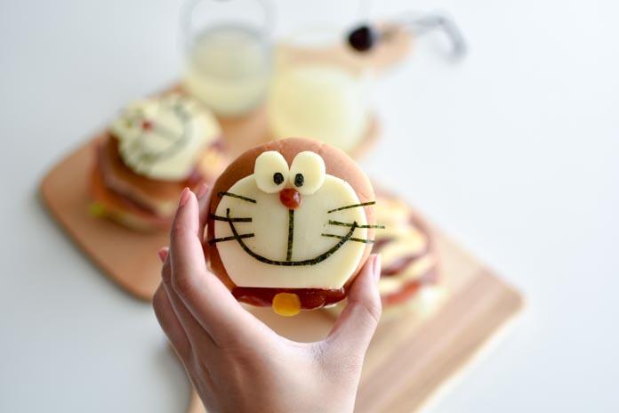 Doraemon Burger