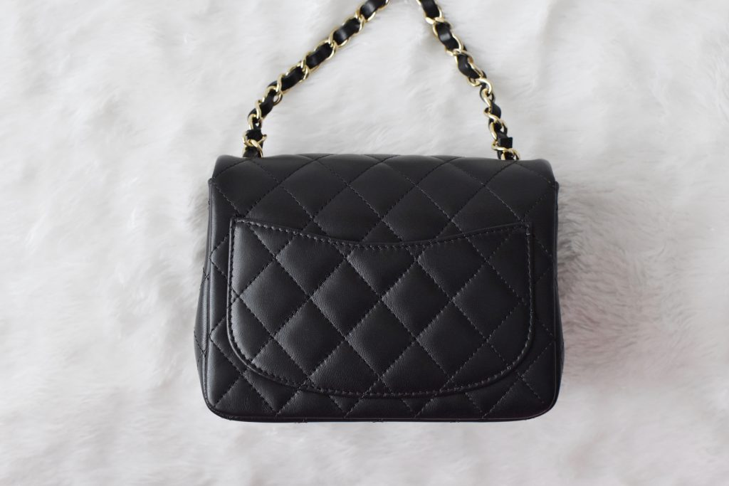 db15d36d8ab0 Chanel Mini Square Honest Review  Pros and Cons