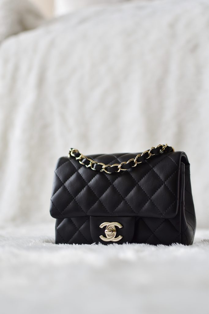 aeb2d1ca4efa69 Chanel Mini Square Honest Review: Pros and Cons | Mokolate